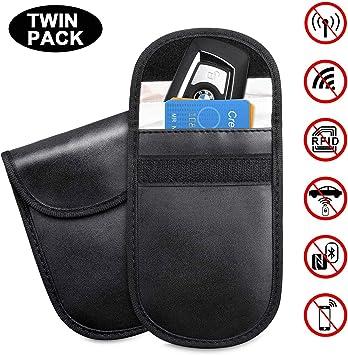 2 Pack Keyless Go Schutz Autoschlüssel Signal Blocker Elektronik