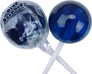 product image for Original Gourmet Lollipops, Blue Raspberry, (Pack of 30)