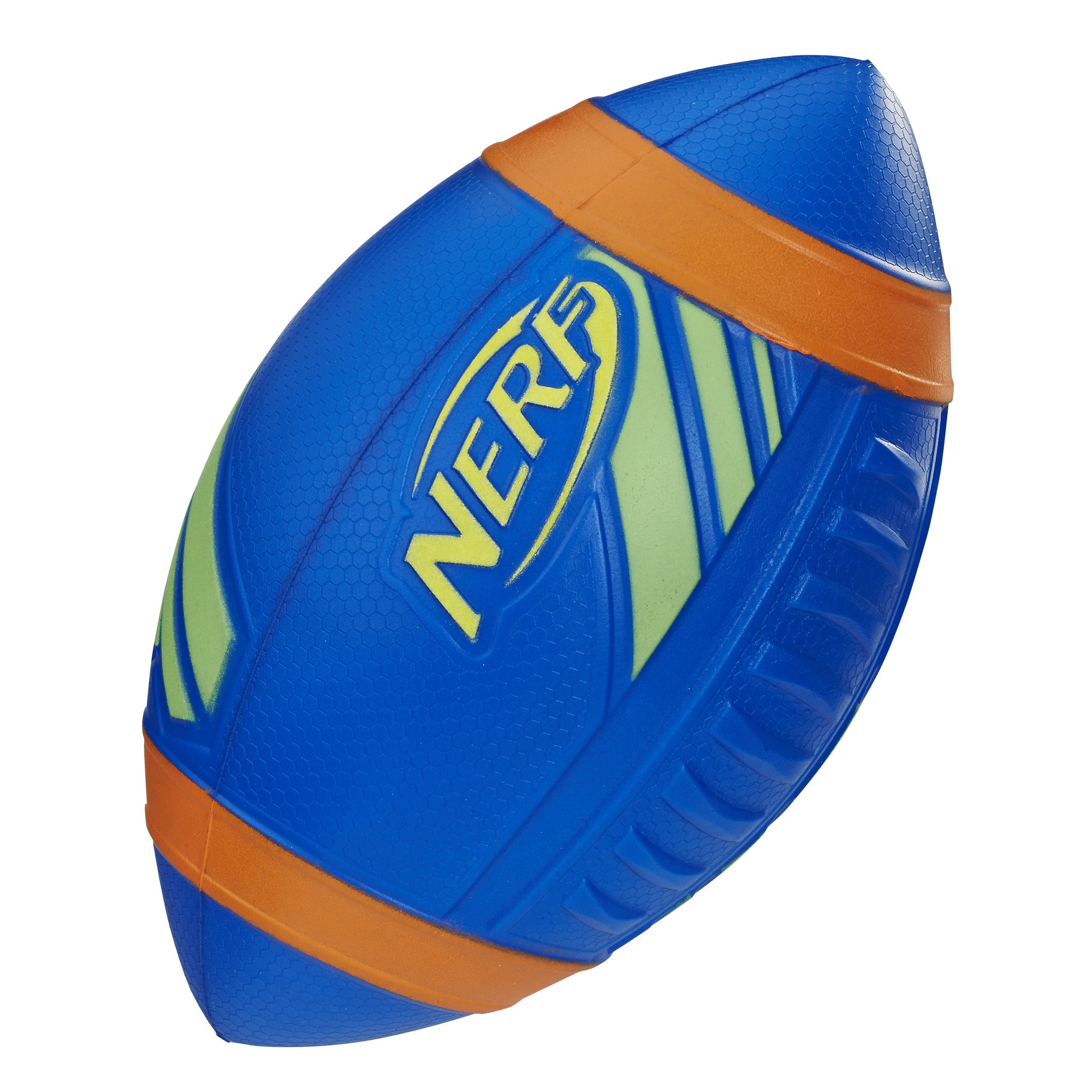 Nerf Sports Pro Grip Football (blue football) by NERF