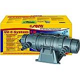 Sera 8253 UV-C-System 5W Ein Hochleistungs-UV-C-Wasserklärer Gegen Grünes Wasser, Gegen Algen und Gegen Krankheitserreger