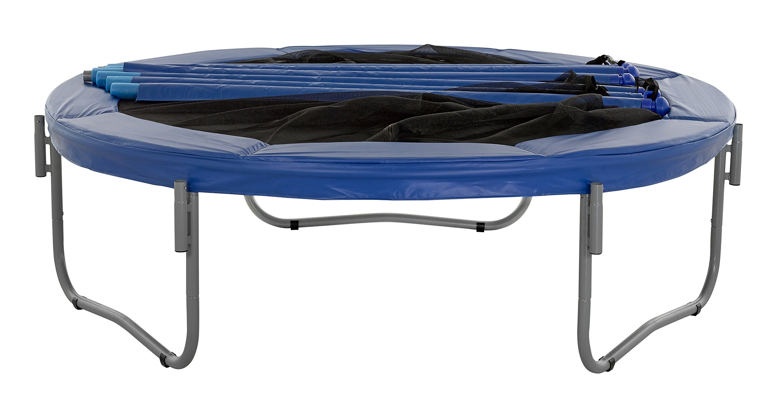 Upper Bounce 7.5 FT. Trampoline & Enclosure Set equipped with the New ''EASY ASSEMBLE FEATURE'' by Upper Bounce (Image #7)