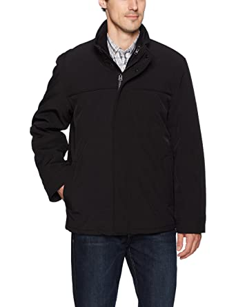 a81dec7314a7 Dockers Men s 3-in-1 Soft Shell Systems Jacket with Fleece Liner at ...