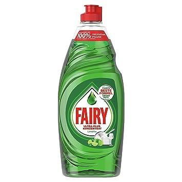 Fairy Ultra Plus concentrado cal Detergente para lavavajillas, 625 ...