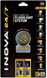 Inova 24/7-APG1 24/7 Free Standing 8-Function LED Flashlight, Olive