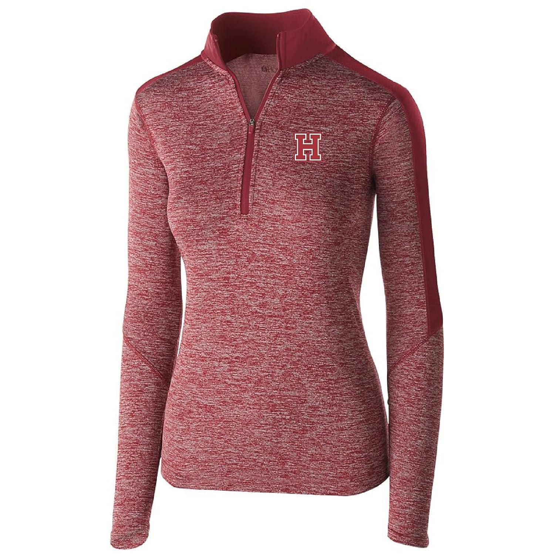 Ouray Sportswear W Electrify 1//2 Zip Pullover