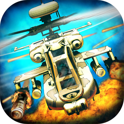 (CHAOS Combat Copters -­ #1 Multiplayer Helicopter Simulator)