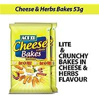 Act II Cheese Bakes Combo, 55g (Buy 1 Get 1 Free)