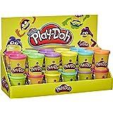 Play-Doh B6756EN2 Engreppsbehållare, knådning för kreativ och fantasifull lek