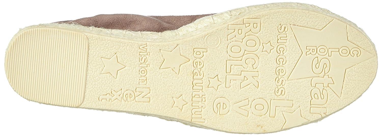 Fritzi aus Preussen Damen Braun Wr1674807 Espadrilles Braun Damen (Shell-sh) ec919f