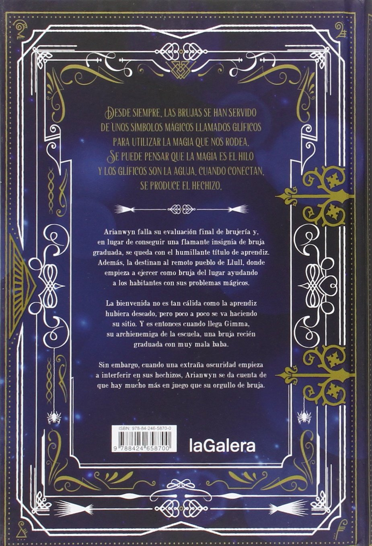 Arianwyn, la aprendiz de bruja (Narrativa singular): James Nicol:  9788424658700: Amazon.com: Books