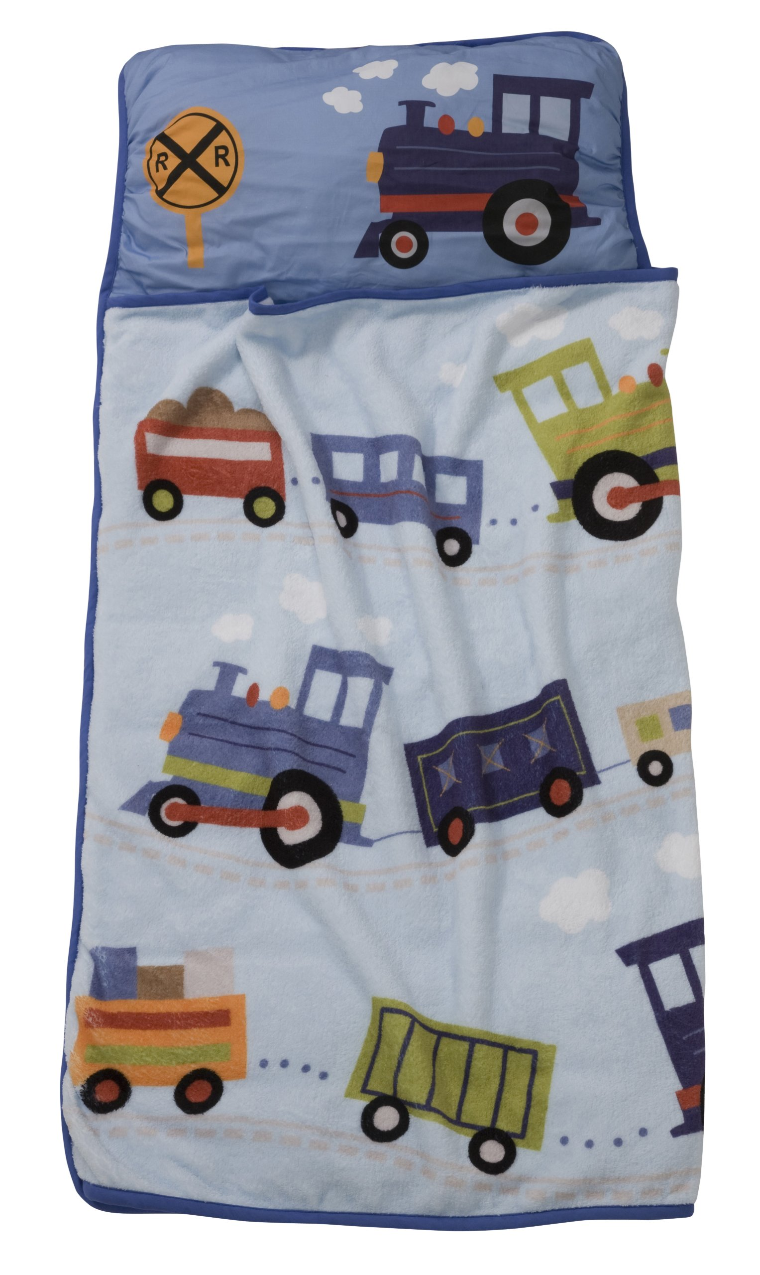 Lambs & Ivy Nap Mat, Train