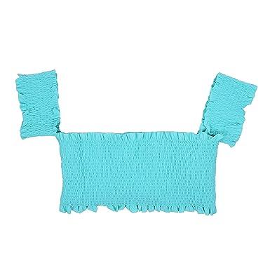 dd784b9ce4 Amazon.com: Body Glove Women's Smoothies Bliss Bikini Tops Seafoam ...