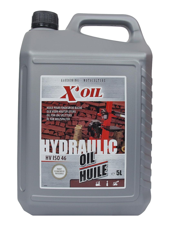Greenstar 31785 - Idraulica 10074 olio xoil hv iso 46 x8108185 splitter per 5 litri