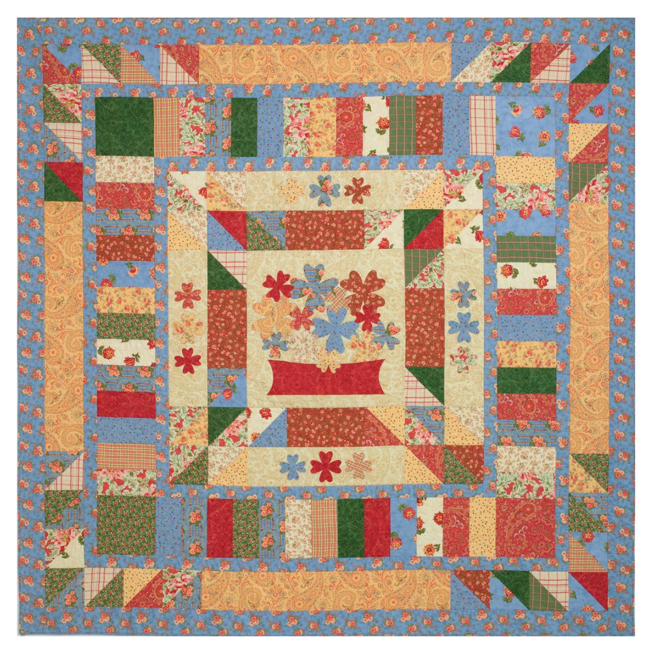 Easy Quilts for Beginners and Beyond: 14 Quilt Patterns from Quiltmaker Magazine by That Patchwork Place (Image #16)