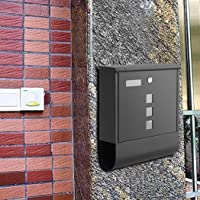 Amazon Best Sellers Best Wall Mount Mailboxes