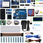 REXQualis Super Starter Kit based on Arduino UNO R3 with Tutorial