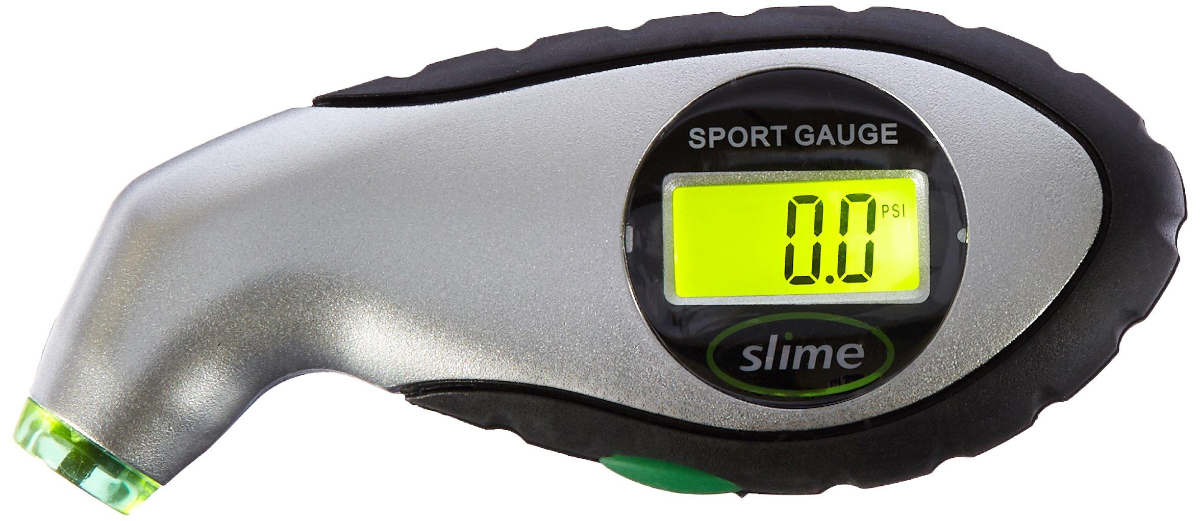 Slime 20017-4PK Digital Tire Gauge (5-150LB) by Slime (Image #1)
