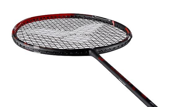 085//0//9 VICTOR Badmintonschl/äger Ultramate 6,rot schwarz matt