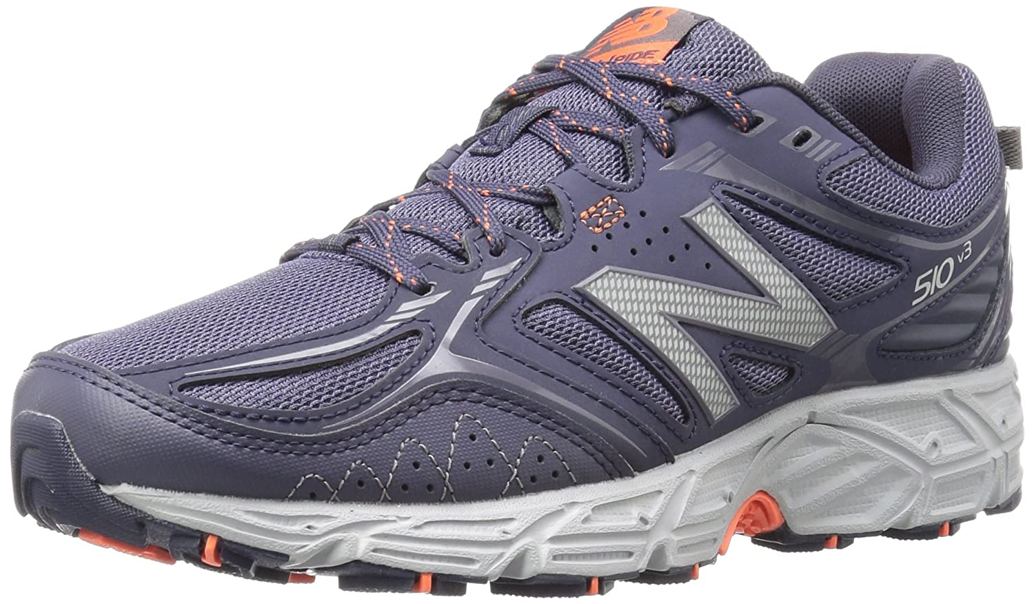 New Balance Women's WT510RS3 Trail Running Shoes B01CQVP0C8 9 B(M) US|Silver Mink