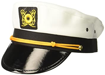 ADULT YACHT CAPTAIN HAT  Amazon.ca  Toys   Games 7e53cacff62b