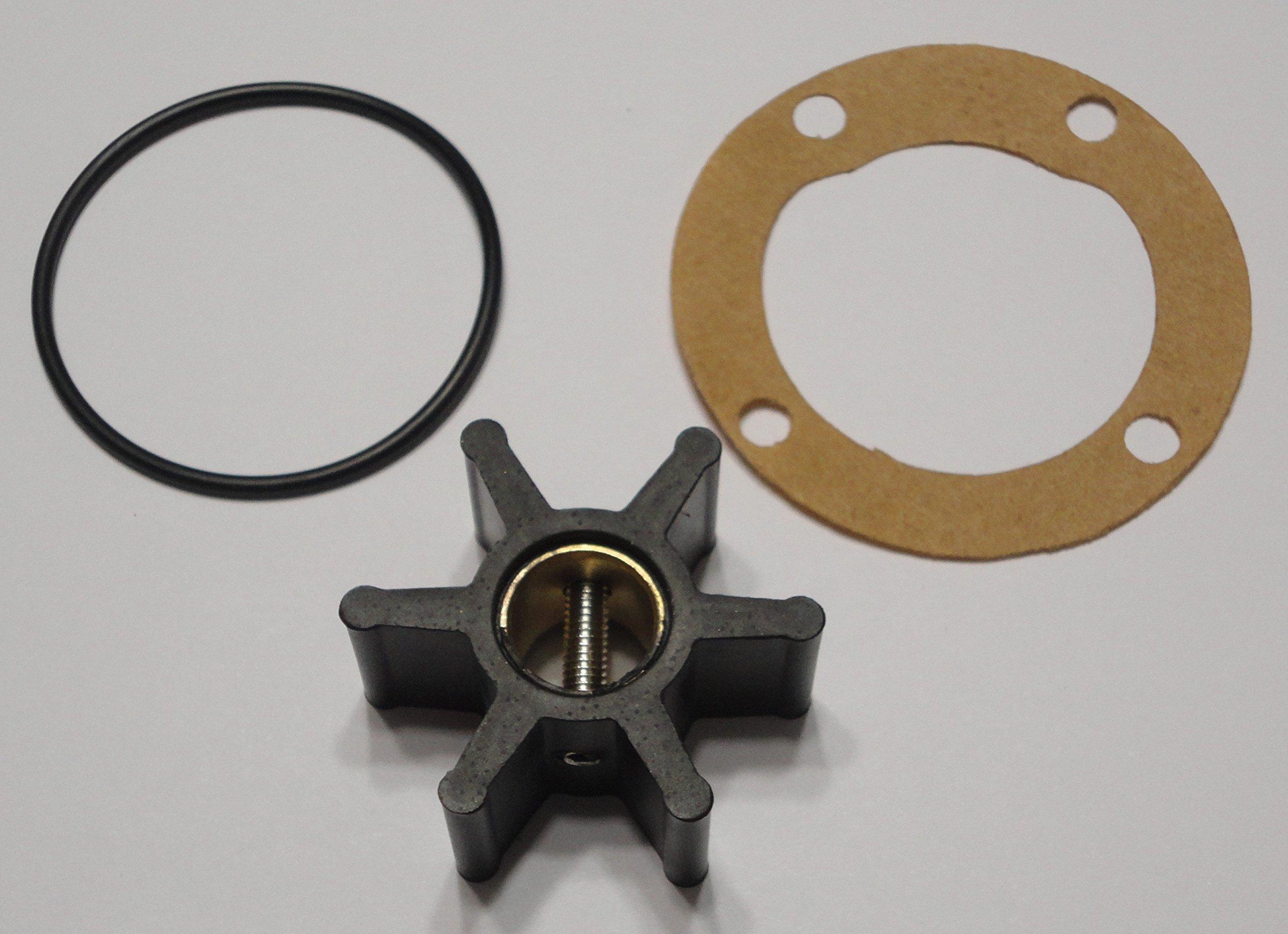 Impeller Kit Replaces Johnson 09-808B-1 Jabsco 22405-0001-P