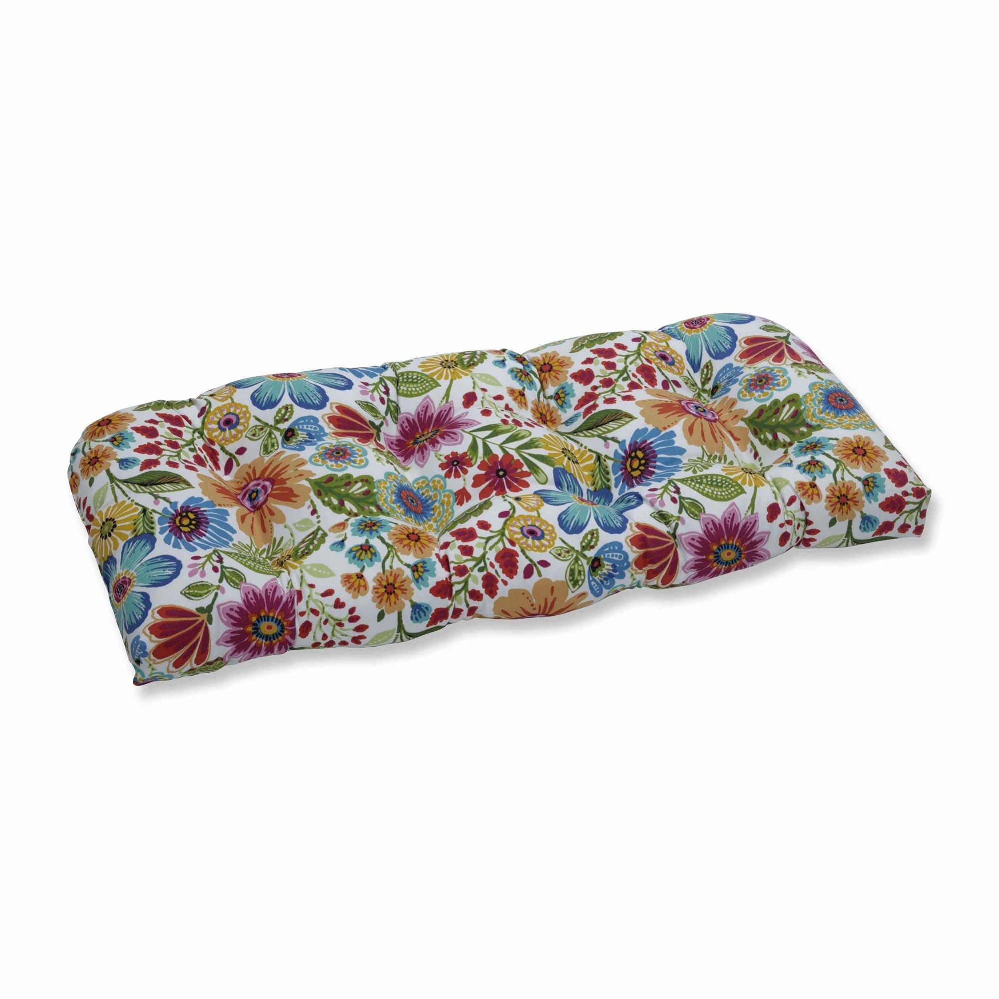 OKSLO Gregoire prima wicker loveseat cushion