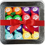 Amazon Price History for:Bath Bombs Gift Set 16 Organic Bubble Bath Handmade Shea Butter Dry Skin Moisturize Spa Bubble Bath Birthday Gift idea For Her Him Natural Essential Oils Lush gift baskets Spa Fizzies Bath Pearls Bead