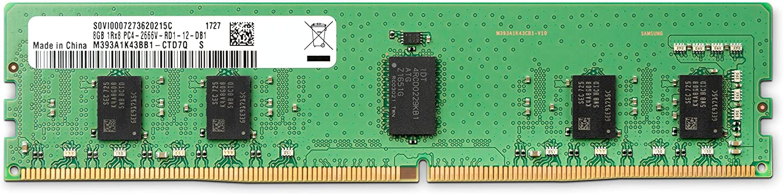 Hewlett Packard 3PL81AT 8GB DDR42666 1x8GB nECC RAM