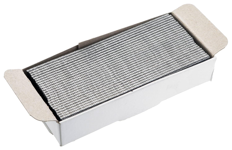 Grizzly G6070 18-Gauge 1-Inch Galvanized Brad Nails, 5000-Piece