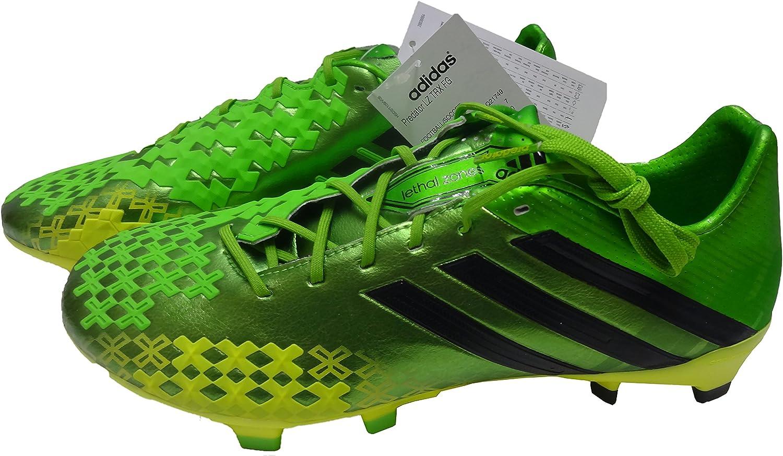 adidas Predator Verde 6 TRX FG Soccer GAA tamaño LZ Tacos ...