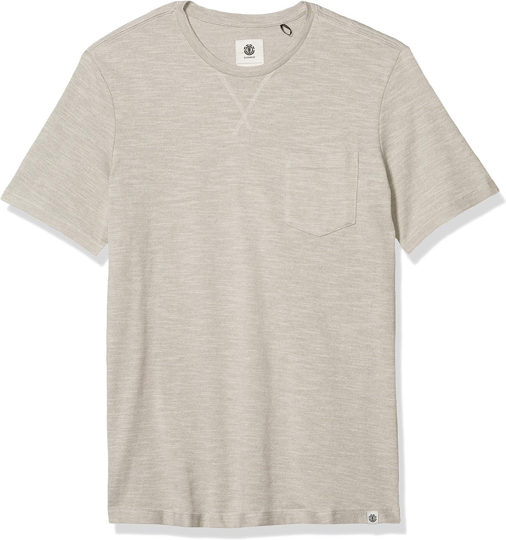 Element - Camisa para hombre - Gris - Small: Amazon.es: Ropa y accesorios