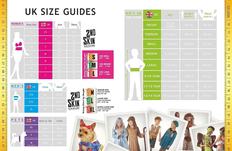 3//–/4/anni Rubie s ufficiale Disney Moana Childs Deluxe costume Small