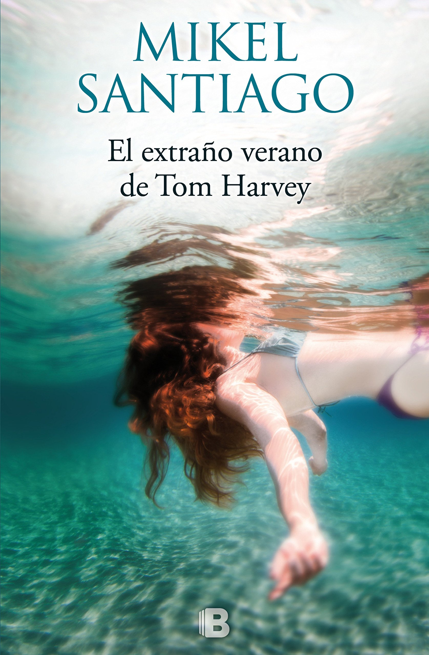 El Extraño Verano De Tom Harvey The Strange Summer Of Tom Harvey La Trama Spanish Edition 9788466661058 Santiago Mikel Books