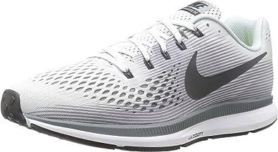 Nike Air Zoom Pegasus 34, Zapatillas de Trail Running para Hombre, Multicolor (Pure Platinum/Anthracite/Cool Grey/Black 010), 48.5 EU: Amazon.es: Zapatos y complementos