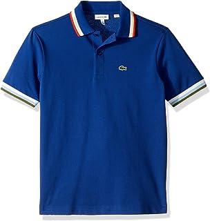 1c9ff5b12 Amazon.com: Lacoste Boys' Short Sleeve Classic Pique Polo: Clothing