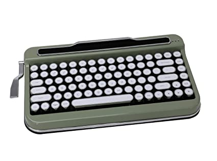 a3bd1765958 Image Unavailable. Image not available for. Color: Penna Bluetooth Keyboard  ...