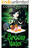 Broom Mates (Familiar Curses Mysteries Book 2)