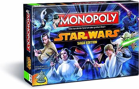 Winning Moves - Juego de Estrategia Star Wars, 2 a 8 Jugadores (41504) (versión en alemán): Amazon.es: Juguetes y juegos