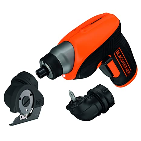 Destornillador electrico black decker