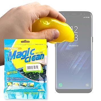 DURAGADGET Potente Gel Limpiador para Smartphone Samsung Galaxy C9 ...