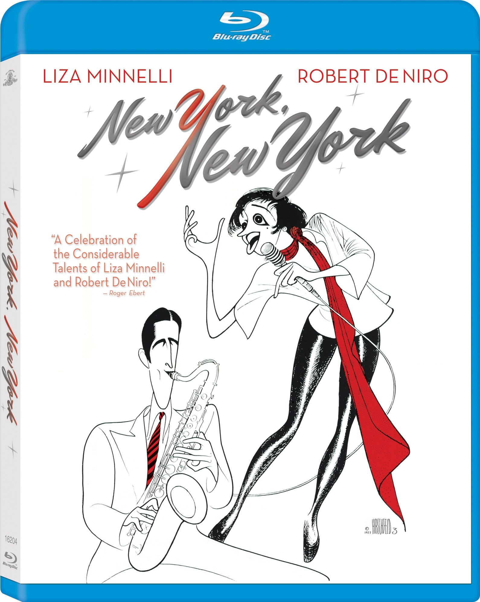 Blu-ray : New Yok, New York (Widescreen)