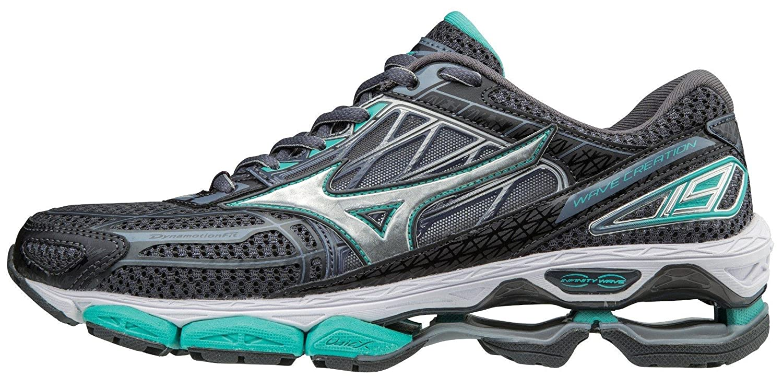 buy online 85152 11580 Amazon.com   Mizuno Women s Wave Creation 19 Running Shoe   Road Running