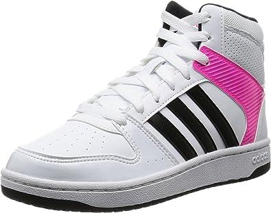 adidas Damen Vs Hoopster Mid W Basketballschuhe, Mehrfarbig