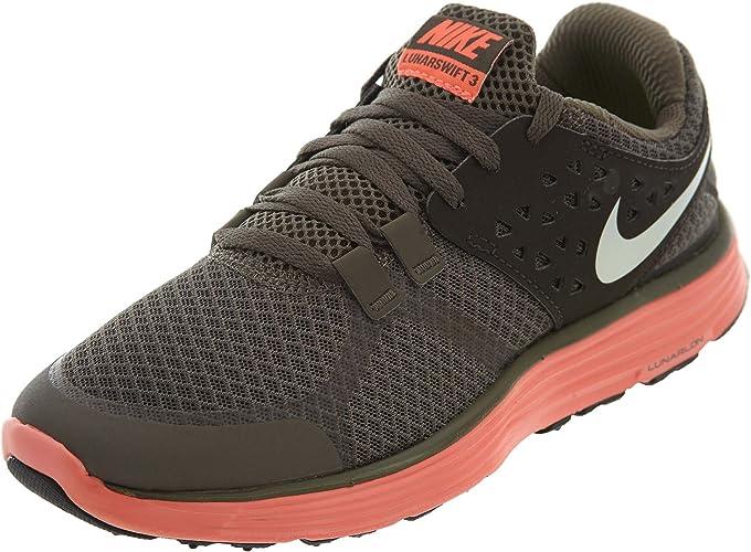 béisbol Hueso maestría  Amazon.com | Nike Lunarswift + 3 Womens Style: 472250-212 Size ...
