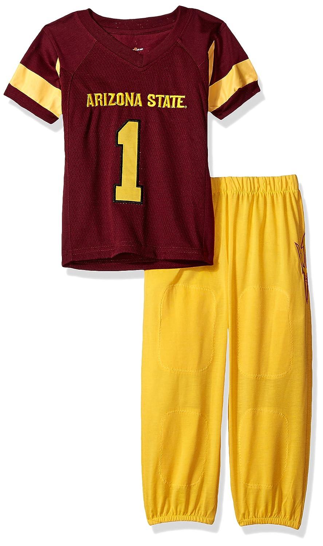 激安正規品 NCAA Boys Toddler Uniformパジャマ/ Junior Junior Boys Football Uniformパジャマ 3T マルーン/ゴールド B01M3MNE0Y, ATYES Shop:319874a4 --- a0267596.xsph.ru