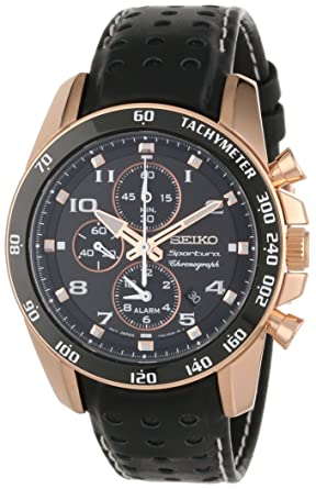 seiko men s snae80 sportura classic analog watch amazon co uk seiko men s snae80 sportura classic analog watch