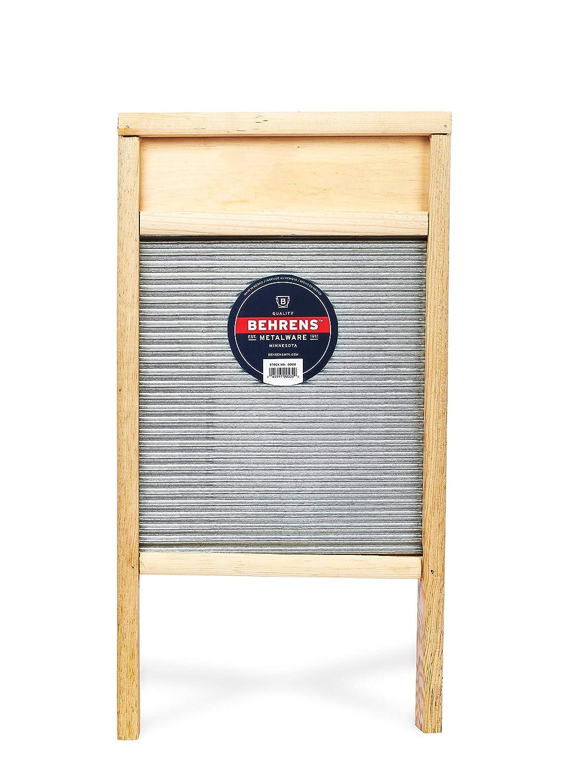 Amazon.com: Behrens Tabla para lavar galvanizada, L ...