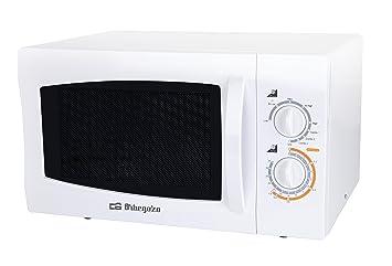 Orbegozo MIG 2322 - Microondas, 800 W, 23 l, 5 niveles