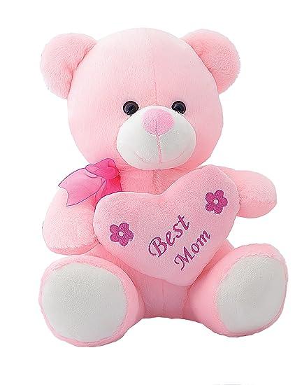9f4cc0084ac4d Buy Dimpy Stuff Best Mum Bear with Heart