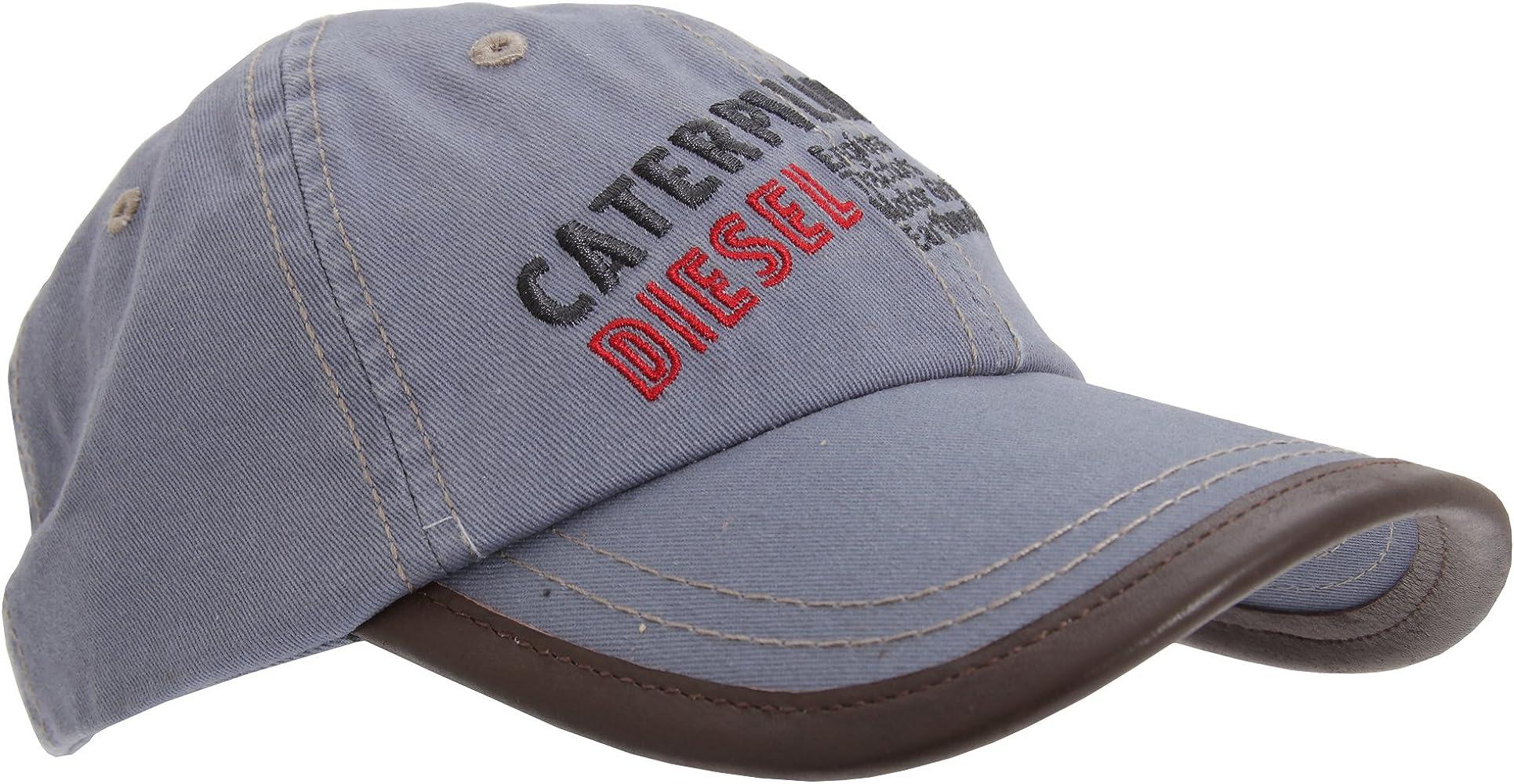 Caterpillar - Gorra/Visera Diesel para Hombre/Caballero - Verano ...